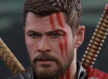 Hot Toys MMS 444 & 445 Thor : Ragnarok - Gladiator Thor