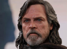 Hot Toys MMS 457, 458 Star Wars : TLJ - Luke Skywalker