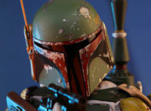 Star Wars V Boba Fett Sixth Scale Figure
