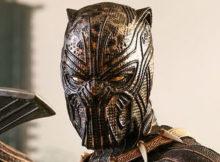 Marvel Black Panther Erik Killmonger Figure
