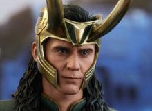 Marvel Thor Ragnarok Loki Figure