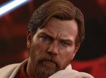 Star Wars III Obi-Wan Kenobi Sixth Scale Figure