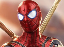 Marvel Avengers Infinity War Iron Spider Figure