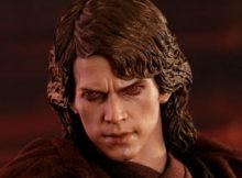 Star Wars III Anakin Skywalker Darkside Scale Figure