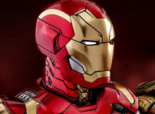 Marvel Iron Man Concept Version One Sixth Scale Figure