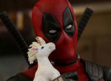 Marvel Deadpool Figure