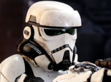 Star Wars Han Solo Patrol Trooper Sixth Scale Figure