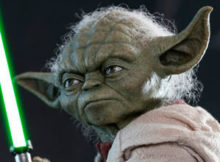 Star Wars IV Yoda Sixth Scale Figure