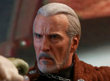 Star Wars II Count Dooku Sixth Scale Figure