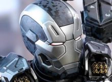 Avengers Infinity War War Machine IV One Sixth Scale Figure
