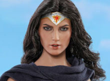DC Comics Justice League Wonder Woman Comic Concept Version One Sixth Scale Figure