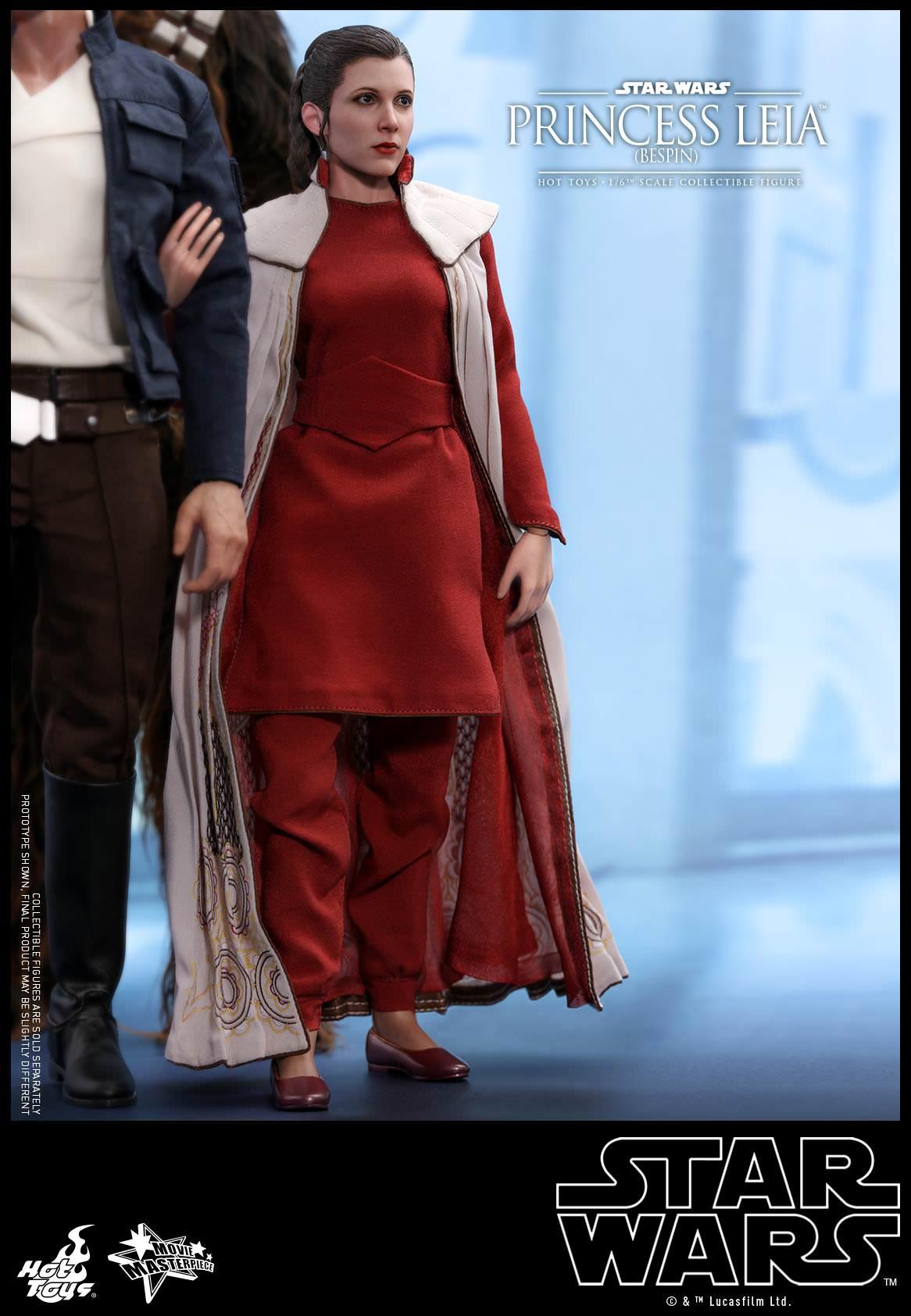 Hot Toys Mms 508 Star Wars V Tesb Princess Leia Bespin Hot