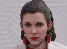 Star Wars V TESB Princess Leia Bespin One Sixth Scale Figure