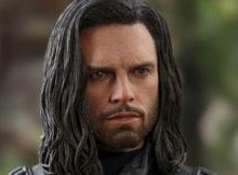 Avengers Infinity War Bucky Barnes One Sixth Scale Figure