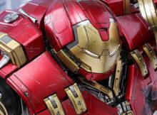 Avengers Age of Ultron Iron Man Hulkbuster One Sixth Scale Figure