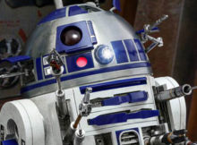 Star Wars R2-D2 Deluxe Version One Sixth Scale Figure