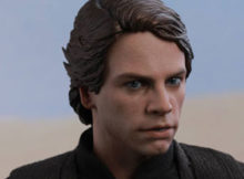 Star Wars ROTJ Luke Skywalker Deluxe Version One Sixth Scale Figure