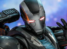 Avengers Endgame War Machine One Sixth Scale