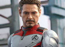 Avengers Endgame Tony Stark Team Suit One Sixth Scale