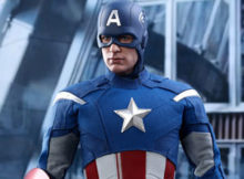 Avengers Endgame Captain America 2012 One Sixth Scale