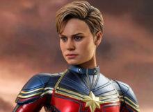 Avengers Endgame Captain Marvel One Sixth Scale