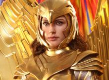 Wonder Woman Golden Armor Deluxe One Sixth Scale Figure