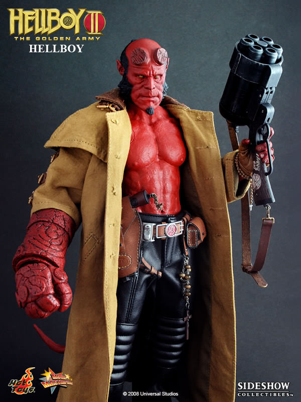 Hot Toys Mms 83 Hellboy Ii Hot Toys Complete Checklist