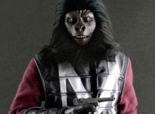 Hot Toys MMS 89 Planet Of The Apes - Gorilla Captain