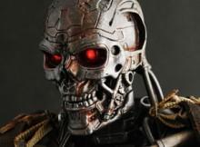Hot Toys MMS 93 Terminator : Salvation - Endoskeleton T-600
