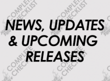 News, Updates & Upcoming Releases