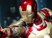 Hot Toys PPS 01 Iron Man 3 - Mark XLII