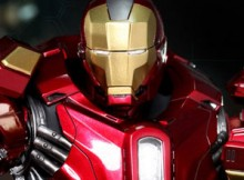 Hot Toys PPS 02 Iron Man 3 - Red Snapper Mark XXXV