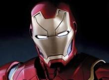 Marvel Iron Man Mark XLVI Sixth Scale Figure