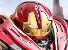 Marvel Avengers Infinity War Hulkbuster Figure
