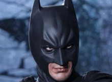 Hot Toys QS 01 The Dark Knight Rises - Batman
