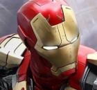 Hot Toys QS 05 Avengers Age of Ultron : Iron Man Mark XLIII