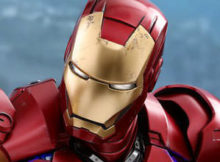 Marvel Iron Man Mark III Deluxe Quarter Scale Figure