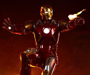 Iron Man Mark VII Maquette Marvel Statue
