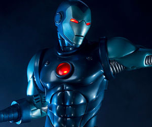 Iron Man Stealth Suit Marvel Statue