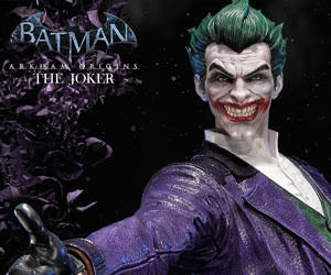 The Joker DC Comics Statue
