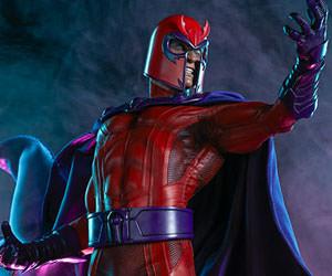 Magneto Marvel Maquette