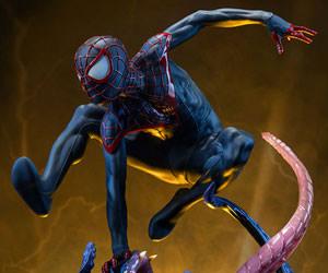 Spider-Man Miles Morales Marvel Premium Format(TM) Figure