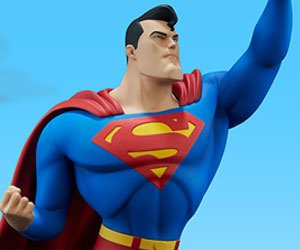 Superman DC Comics Statue