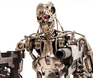 T-800 Endoskeleton - Version 2.0 Life-Size Replica