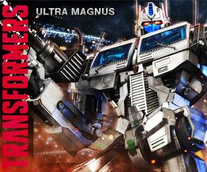 Ultra Magnus - Transformers Generation 1 Transformers Statue