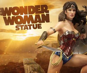 Wonder Woman DC Comics Statue