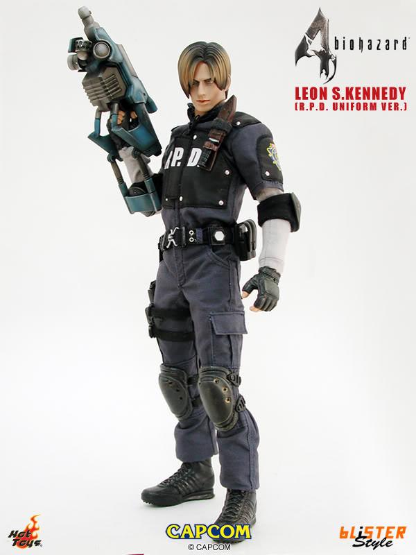 Resident Evil 6 Biohazard Toys : Hot toys vgm resident evil biohazard leon s