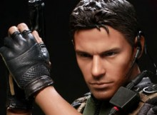 Hot Toys VGM 06 Biohazard 5 - Chris Redfield (BSAA Version)