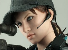 Hot Toys VGM 11 Biohazard 5 - Jill Valentine (BSAA Version)