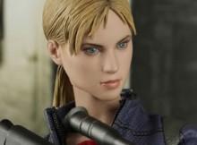 Hot Toys VGM 13 Biohazard 5 - Jill Valentine (Battle Suit Version)